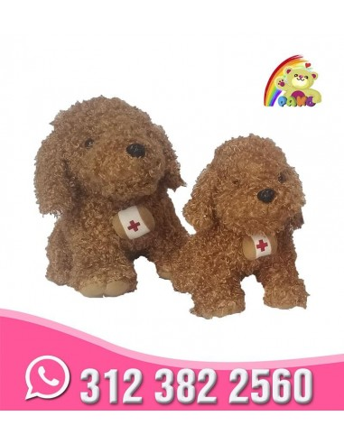 Perros en peluche REF: PK9357-1/14