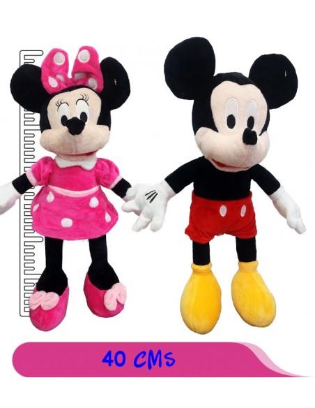 Mickey de Peluche