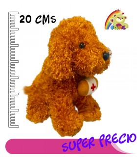 PELUCHE PERRO REF:PK9357-3/9