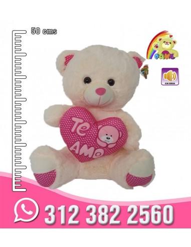 Osa peluche te Amo REF: PKR0934-49/20