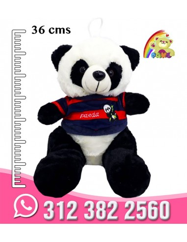 PELUCHE OSO PANDA - REF: MTE3105-16