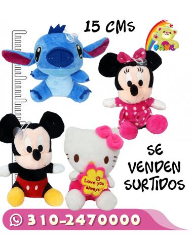 PELUCHES SURTIDOS - REF: CJ6000-13