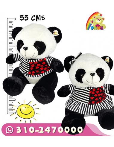 OSO PANDA PELUCHE - REF: DU746-1