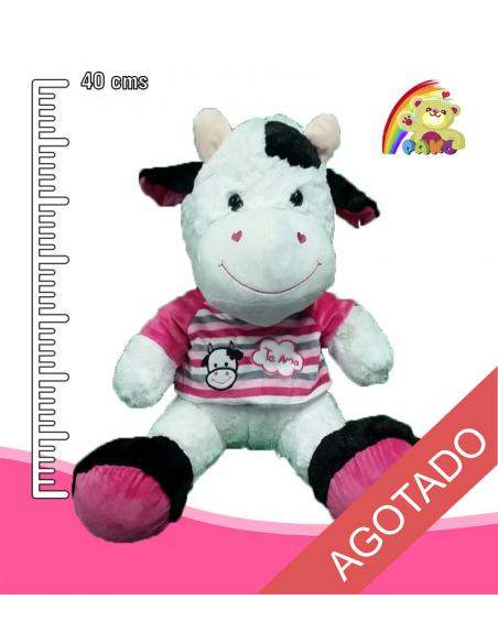 Vaca peluche - REF: CJ7094-40