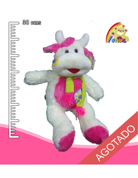 Vaca peluche-REF: CJVA1-30