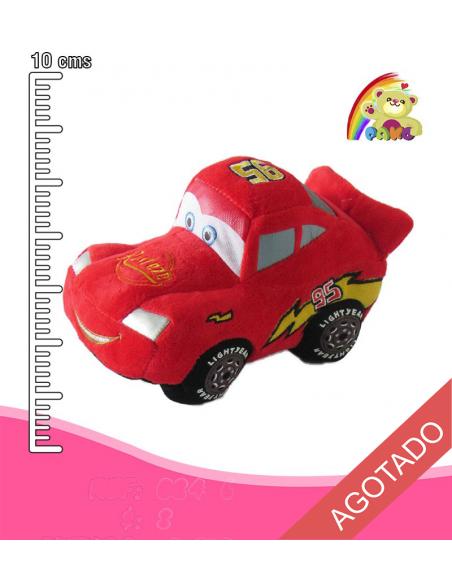 CARS PELUCHE - REF: CJ34-6