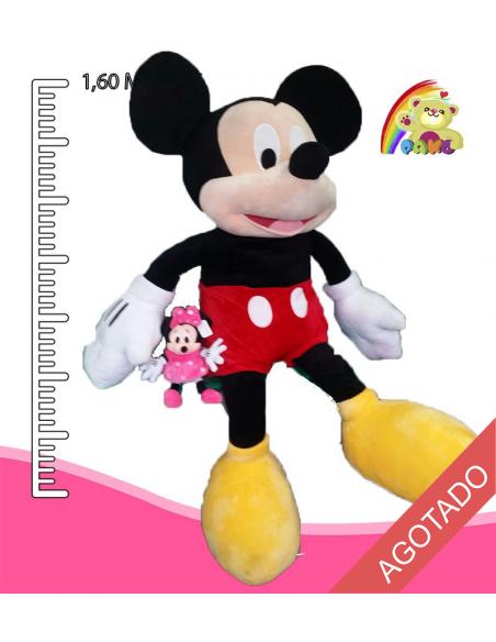 Raton peluche Mickey gigante-REF: TIO4-160