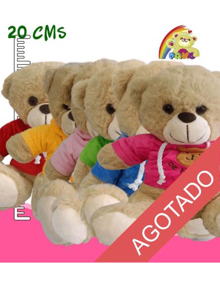 OSO PELUCHE - REF: QC325016