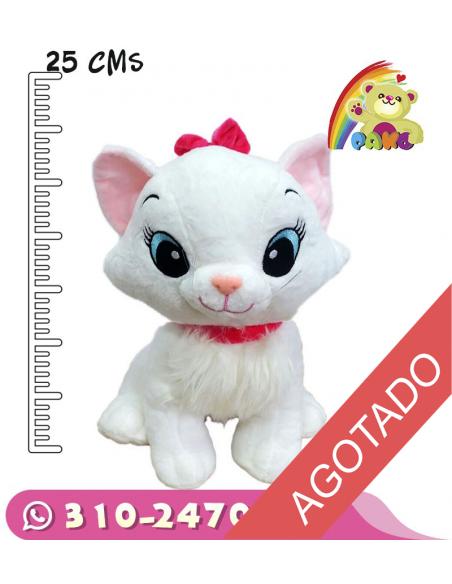 GATA PELUCHE -  REF: QC6004