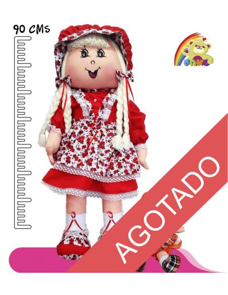 MUÑECA DE TRAPO - REF: CG003