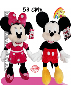 MICKEY MOUSE PELUCHE