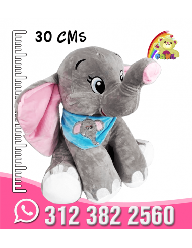 Elefante Peluche