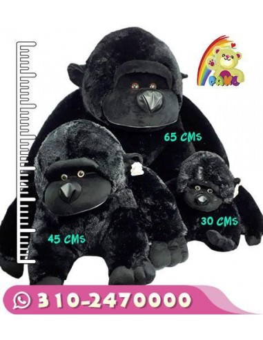 Gorila Gigante de Peluche