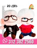 Peluches de Up