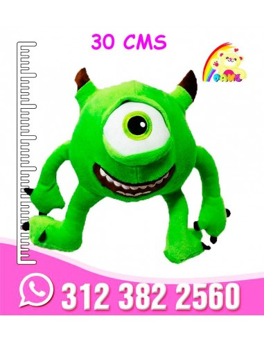 Peluches Monster Inc