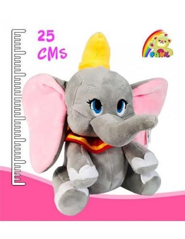 Elefante Dumbo de Peluche