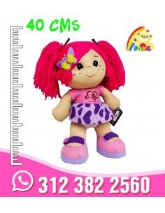 Muñeca de Trapo en Peluche