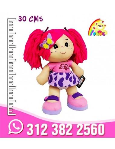 Muñeca Yara de Peluche
