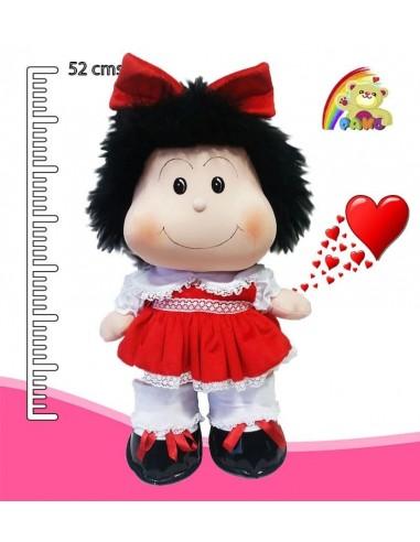 Peluche Mafalda Mediana