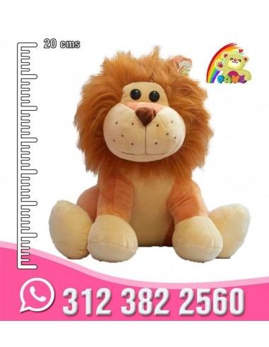 León con Melena 20 cm