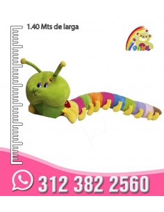 GUSANO DE PELUCHE REF:PK0695-8/56