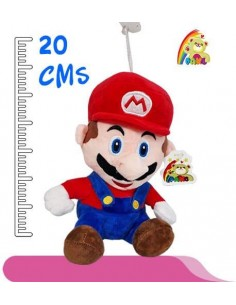 Mario Bros Peluche