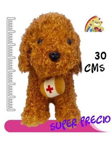 Perro de Peluche Crespo