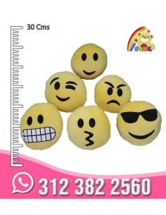 Cojín de Emoji en Peluche