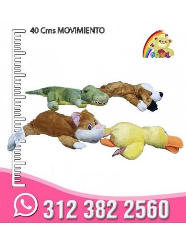 Animales Peluche con mecanismo