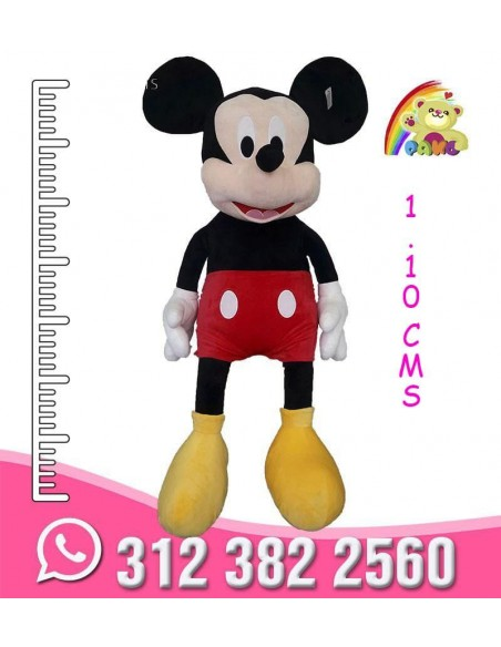 Peluches Disney Minnie Mickey