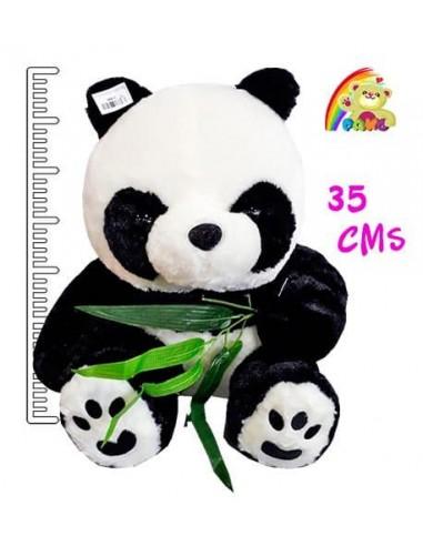 Peluche Panda Bambú