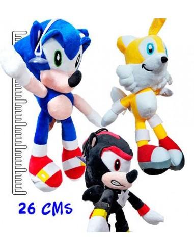 Sonic Peluches