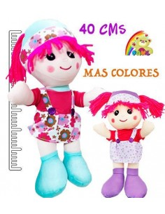 Muñecas deTrapo