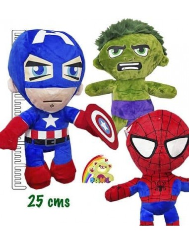Peluches Avengers