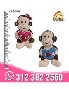 Micos Sentados Corazón REF: GB9949/10