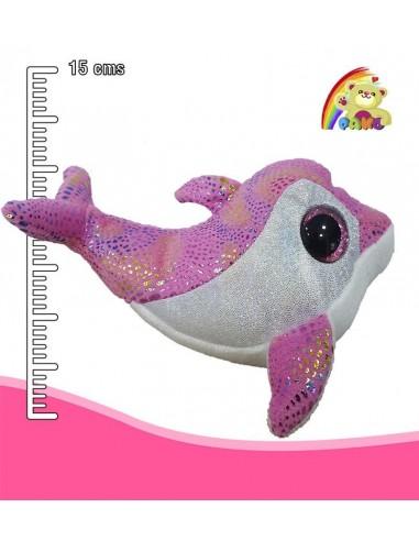 Delfín Fluorecente