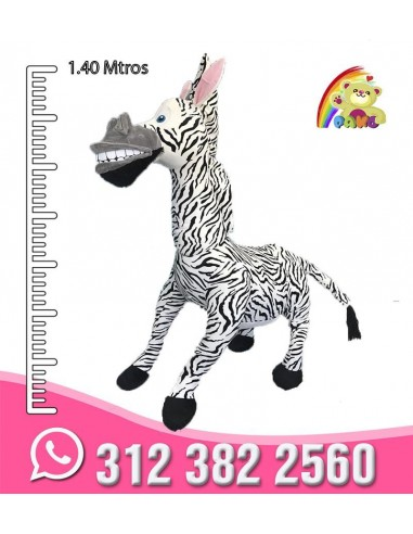 Cebra Gigante REF: PKR726-20/60