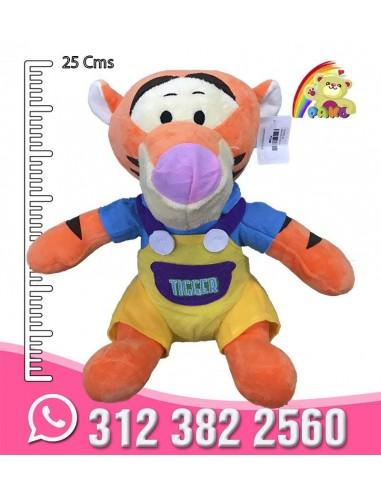 Peluche Tigger y Pooh