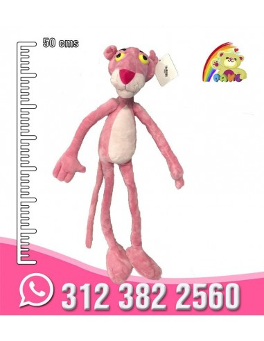 Pantera Rosa Articulada REF: TIPN-25