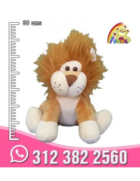 León con Melena 30 cm
