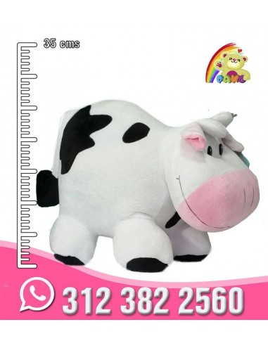 Vaca peluche REF: GB7394W/18