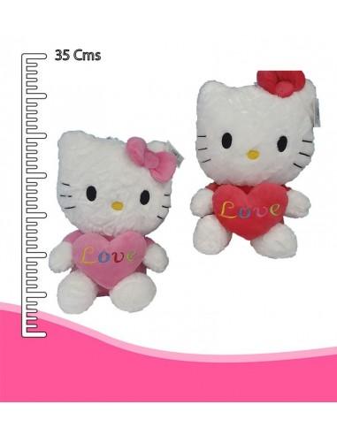 Gato Corazón 30 cm