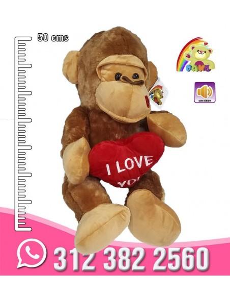 Gorila Corazón