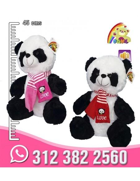 Panda Bufanda Love