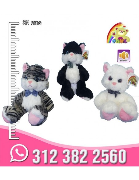 Gatos Corbatín
