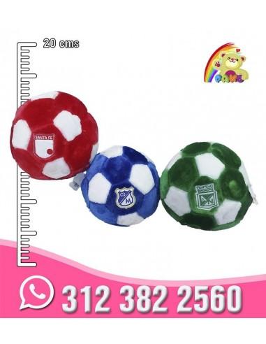 Balones Equipos de Futboll (Pequeños)