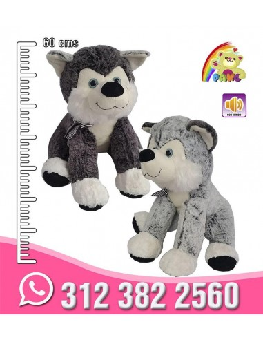 Perro de peluche REF: PK0934-34/24SD