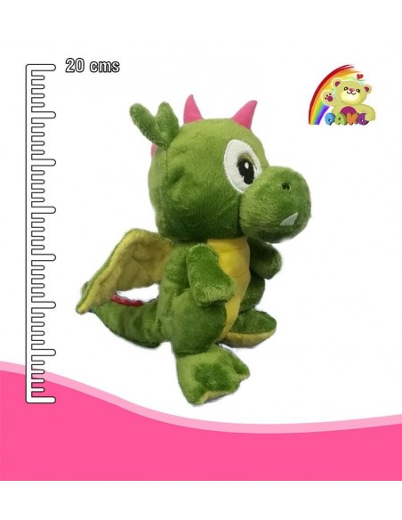 Dragon de peluche REF: PK9873/8
