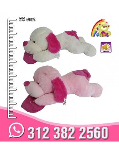 Perro en peluche REF: PK0934-46/22