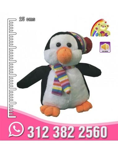 Pinguinito con Bufanda